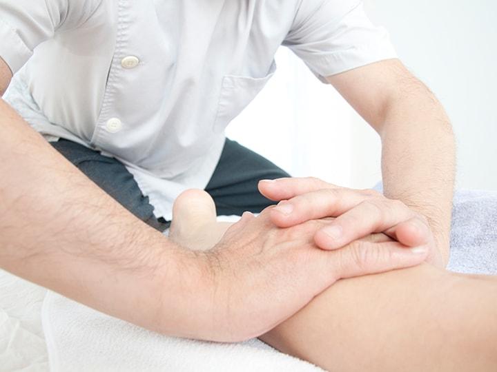 プロスポーツ選手の身体も支える技術力