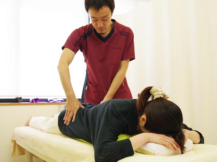 尾てい骨の痛み